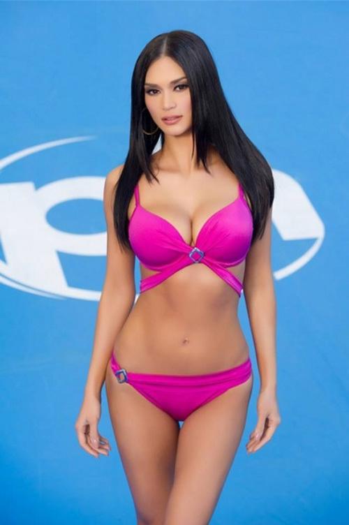 Sức khỏe, Hoa hậu Hoàn vũ, Hoa hậu hoàn vũ 2015 Pia Alonzo Wurtzbach