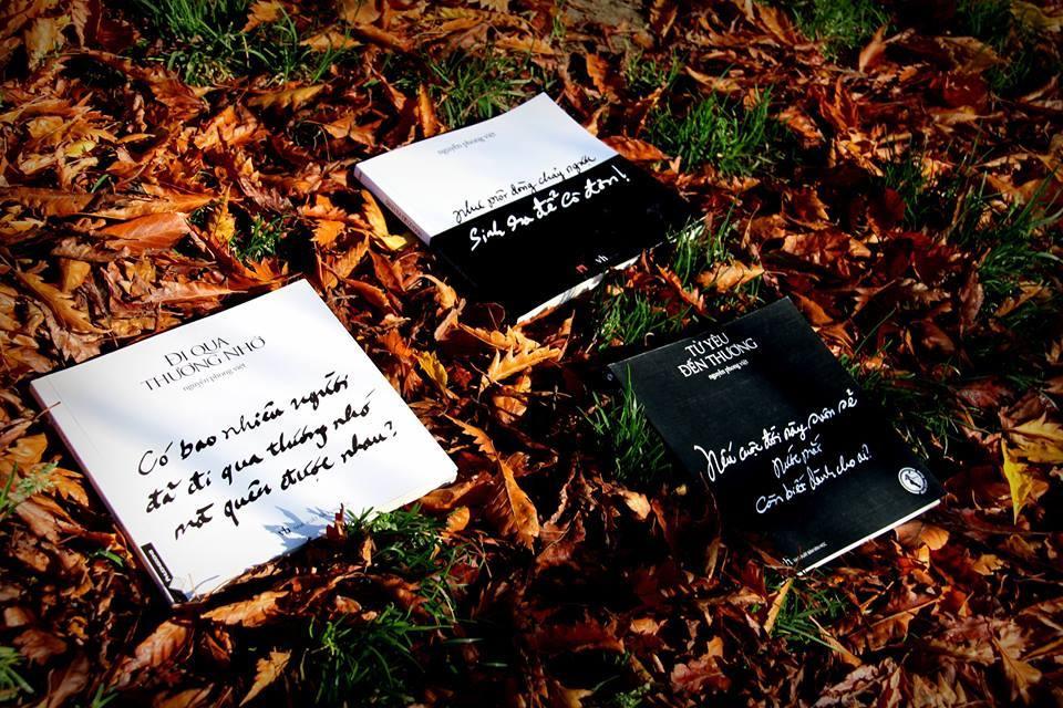 Nhà thơ nổi tiếng chỉ ra sách mới vào Giáng sinh