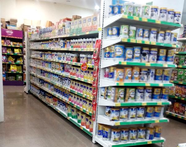 Sữa bột: Chớ  tin quảng cáo