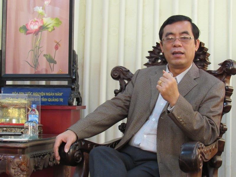 bộ phận 1 cửa, cải cách hành chính, thủ tục hành chính, dân chấm điểm chính quyền, Quảng Trị, huyện Gio Linh, Mscore