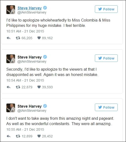 Tác giả sự cố 'điếng người' tại HH Hoàn vũ 2015 lên tiếng