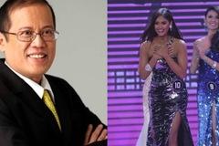 Nghi án hẹn hò giữa tân HH Hoàn vũ và Tổng thống Philippines