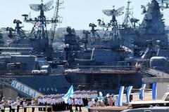 Căn cứ hải quân nắm vận mệnh Nga ở Syria
