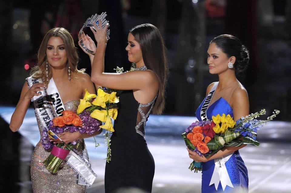 Tiết lộ gây sốc về sự đáng ghét của tân Hoa hậu hoàn vũ 2015