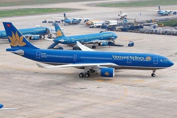 Việt Nam thiếu chỗ đỗ máy bay