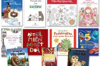 10 cuốn sách dành cho Giáng sinh không nên bỏ lỡ
