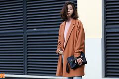 Thời trang đơn giản nhưng hấp dẫn của cô gái Hà Nội