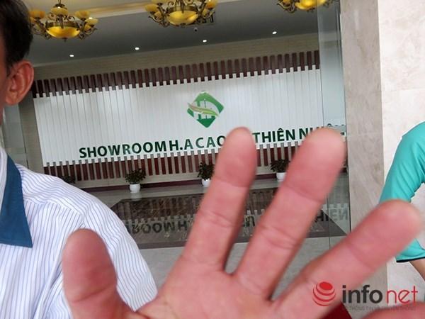Đà Nẵng: Showroom cấm cửa khách Việt, chỉ đón khách Trung Quốc