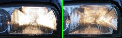 20151223082756 den chieu sang ban ngay1 Các nguyên do khiến nhiều mẫu xe nhập khẩu luôn sáng đèn bất kể ngày đêm