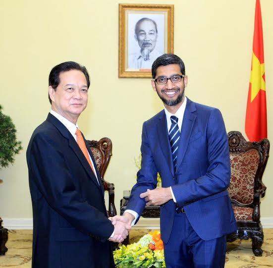 """CEO Google """"nói đúng một phần về Việt Nam"""""""