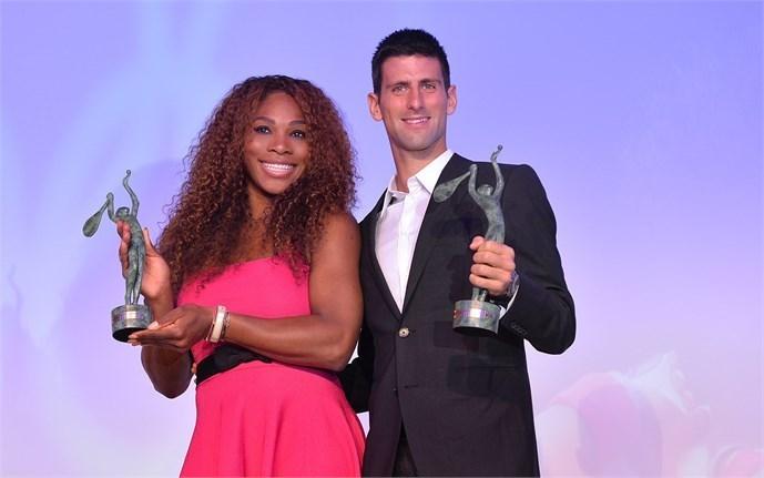 Djokovic, Serena, quần vợt, tennis