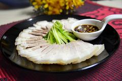 Cách luộc thịt lợn trắng, thơm và không bị khô