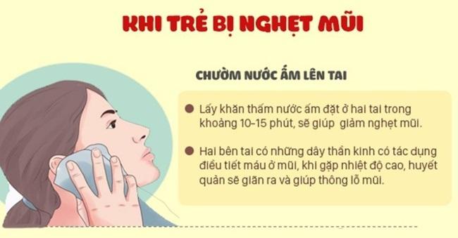 6 mẹo trị sổ mũi, nghẹt mũi không cần thuốc Tây cực hiệu nghiệm