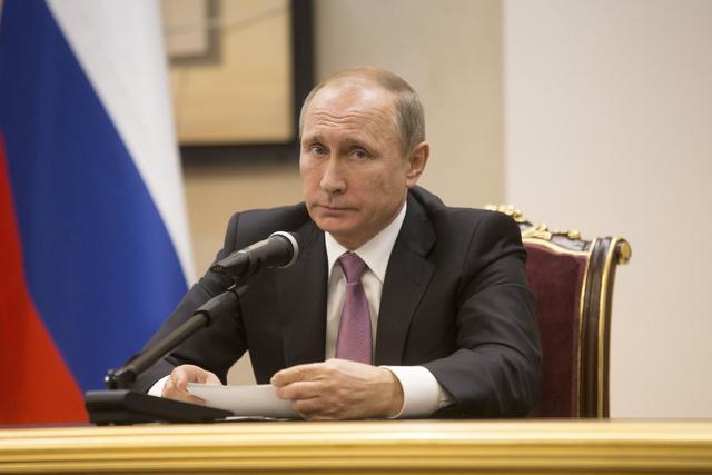 Vladimir Putin, quan hệ Nga – phương Tây, trừng phạt, Ukraina, Crưm, Syria, Barack Obama