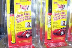 """Thực hư loại bút """"thần thánh"""" có thể xóa vết xước trên ô tô"""