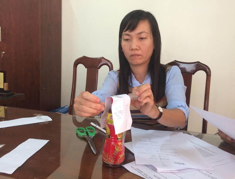 Đến lượt Đắk Lắk niêm phong chai Dr Thanh có dị vật