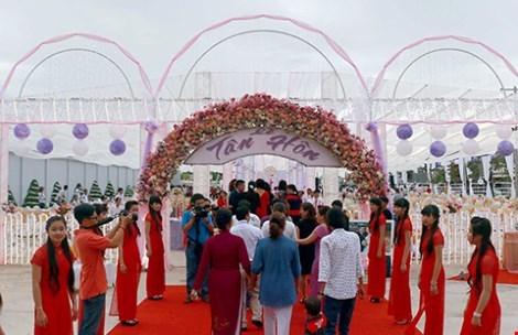 Đại gia Bạc Liêu lên tiếng về đám cưới khủng và 45 tỷ hồi môn