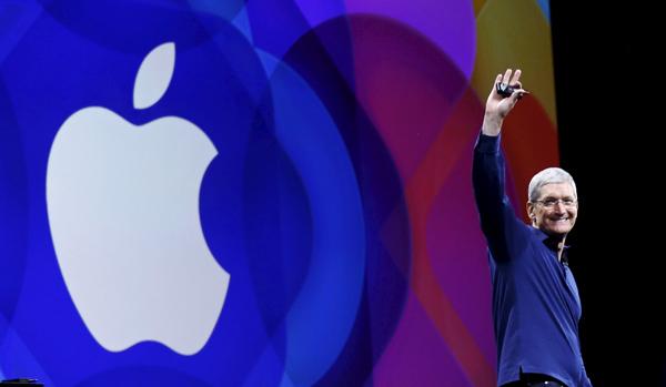 2015: Năm 'gặt hái' của Apple
