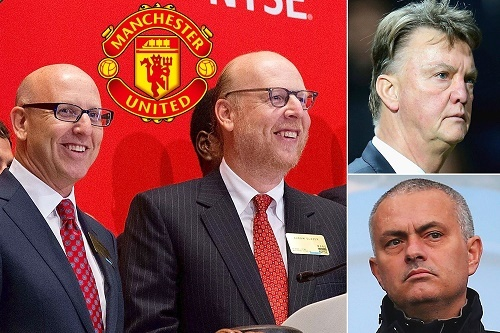 Mourinho, Van Gaal, Quỷ đỏ, Ngoại hạng Anh, Premier League, Mourinho thay Van Gaal