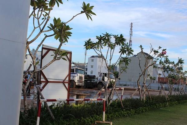 tiến độ dự án khu đông Sài Gòn, dự án Empire City, khu đô thị Sala, khu phức hợp cao cấp The Sun Avenue, khu căn hộ De Capella