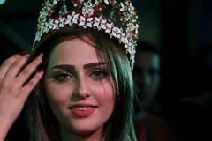 IS dọa bắt cóc Hoa hậu Iraq