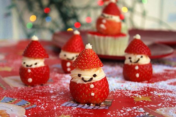 Thực đơn độc đáo, dễ làm cho tiệc Noel ấm cúng tại nhà