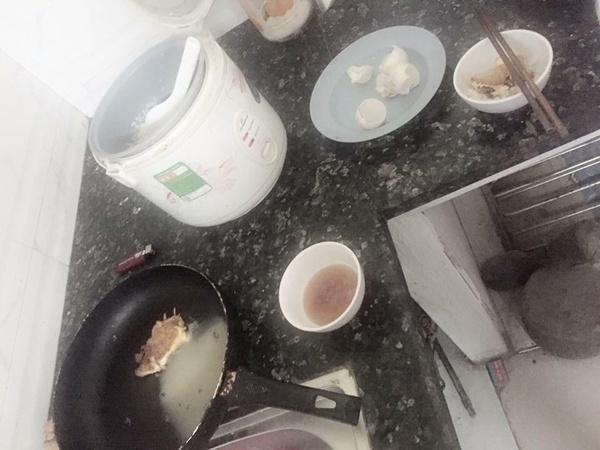 Hy hữu ở VN: Trộm vào nhà lấy xe, tiện thể rán trứng ăn cơm