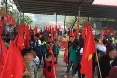 Hơn 1.300 học sinh Ninh Hiệp trở lại trường