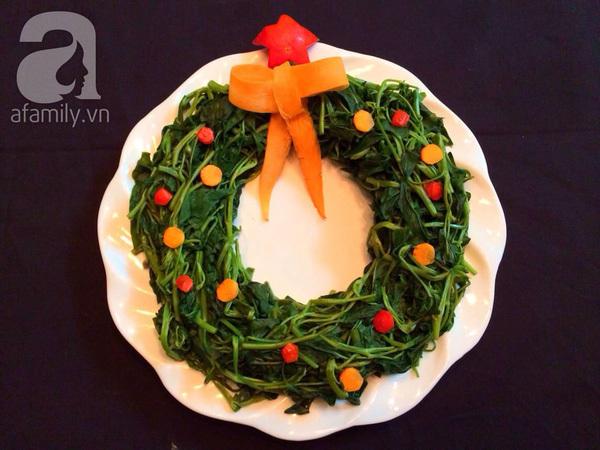 Thực đơn, Giáng sinh, bếp ấm, gia đình, vietnamnet, vnn, tin nong, tin moi, vietnamnet.vn