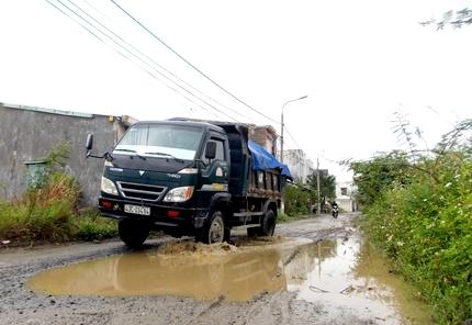 Đà Nẵng: Người dân khu tái định cư bức xúc vì hạ tầng nhếch nhác