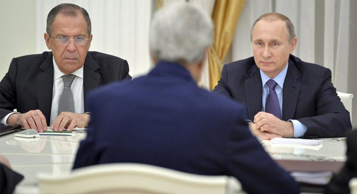 Putin, Nga, Mỹ, Syria, trật tự, thế giới, xungđột, khủng hoảng, chiến tranh, chiến thắng, John Kerry