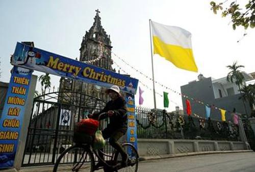 nhà thờ Hà Nội, lễ Giáng sinh, Noel, các nhà thờ ở thủ đô