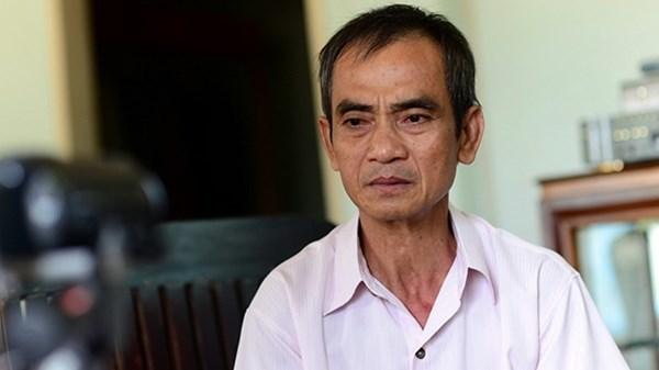 Viện KSND tối cao thụ lý đơn đề nghị khởi tố của Huỳnh Văn Nén