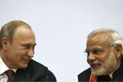 Ký hàng loạt hợp đồng khủng, Putin ngợi ca Ấn Độ