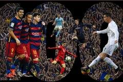 Top 10 cầu thủ xuất sắc nhất thế giới năm 2015