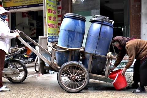 Xã chết khát ở Hà Nội
