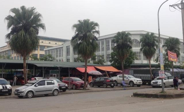Ninh Hiệp, chợ Ninh Hiệp