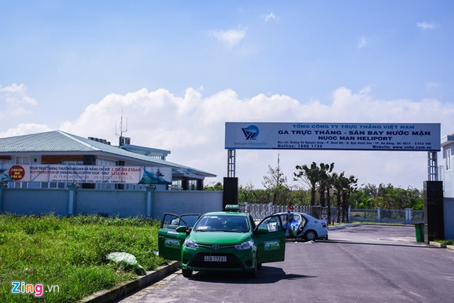 'Phố' Trung Quốc bao vây sân bay quân sự Đà Nẵng