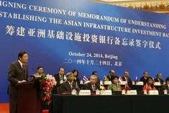 """Trung Quốc thành lập ngân hàng """"đối thủ"""" WB, ADB"""
