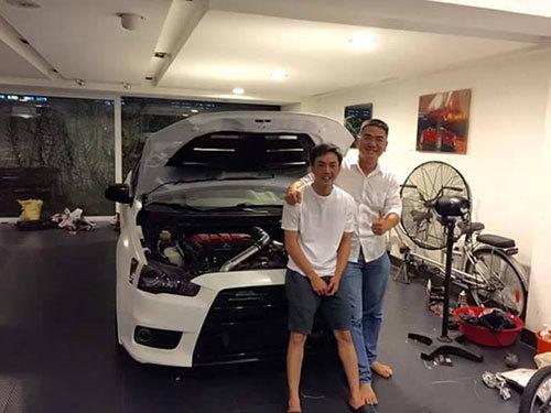 Sự thật garage toàn siêu xe của Cường Đô la