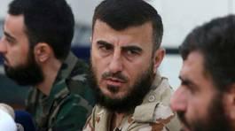 Thủ lĩnh nổi dậy Syria bị trúng rocket