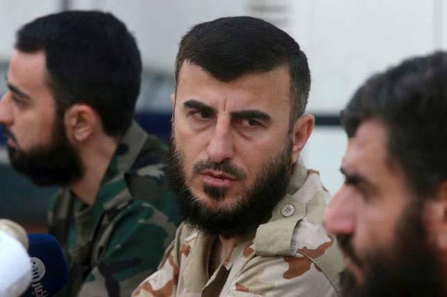 Chỉ huy, thủ lĩnh, nổi dậy, Syria, Bashar Assad, Hồi giáo, Quân đội Syria Tự do, Jaysh al-Islam, không kích, rocket