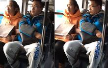 10 clip nóng: 'Trai đẹp' sàm sỡ thiếu nữ trên xe buýt