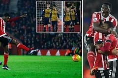 Arsenal thua tan nát trong ngày Boxing Day