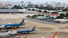 Thu phí máy bay qua vùng trời Việt Nam 115 - 520 USD