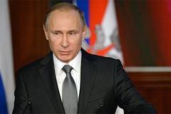 Phương Tây quay ngoắt 180 độ với Putin