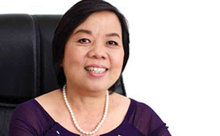 10 phụ nữ giàu nhất Việt Nam 2015: Vợ tỷ phú Vượng dẫn đầu