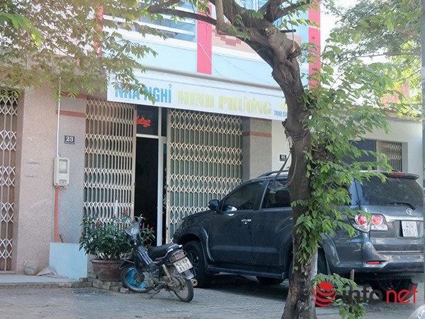Đà Nẵng: Lộ diện ông chủ bí ẩn showroom chỉ tiếp khách Trung Quốc