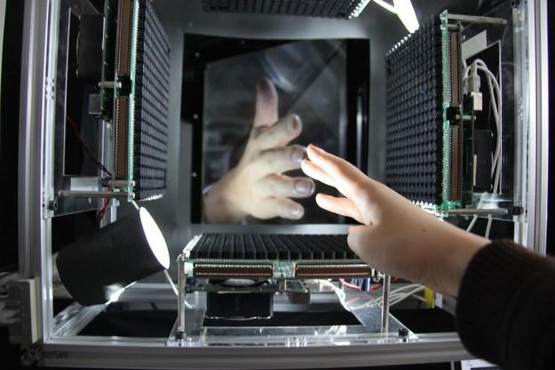 thiết bị thông minh, Internet of Things, ảnh 3 chiều có thể