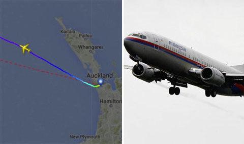 Thảm kịch MH370 suýt lặp lại